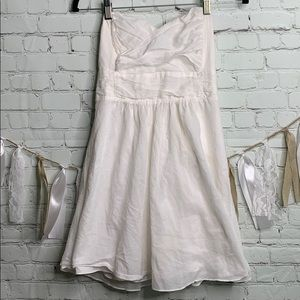 Express Dress sz 0 white
